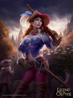 Fame Seeker Lenaelle by depingo.deviantart.com on @deviantART