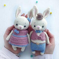 Crochet Animal Amigurumi, Crochet Animal Patterns, Stuffed Animal Patterns, Crochet Animals, Dinosaur Stuffed Animal, Cute Crochet, Crochet Hats, Toys, Beautiful Crochet