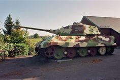 PanzerKampfWagen VII, The King Tiger Tank