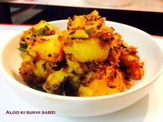 IndianFood: How to make potato vegetable Step-By-Step Aloo Recipes, Gujarati Recipes, Chutney Recipes, Curry Recipes, Potato Recipes, Bhel Recipe, Sabzi Recipe, Masala Recipe, North Indian Recipes