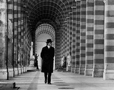 Dirk Bogarde in Morte a Venezia • Directed by Luchino Visconti 1971