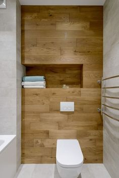 15 DIY Remodeling Small Bathroom Walls With Wooden Pallet, For a Rustic Feel | Archishere