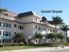 Sunset Royale Condominium Complex on Siesta Key