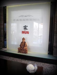 Mun @ Casarena: la puerta