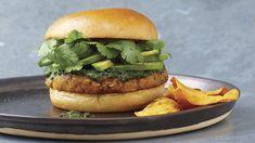 Buddha Karma Burger - Recipe - FineCooking
