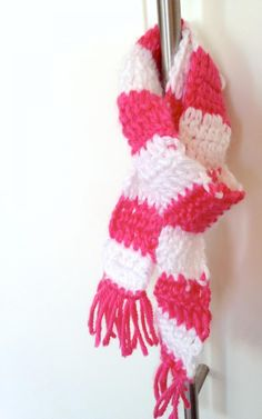 Striped Scarf for 18 inch Doll - The Yarn Box The Yarn Box