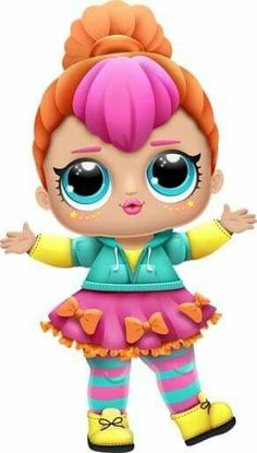 1 million+ Stunning Free Images to Use Anywhere Lol Dolls, Cute Dolls, Doll Party, Cute Cartoon Wallpapers, Minnie, Cute Drawings, Paper Dolls, Clip Art, Kids