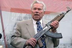 کلاشنکوف کا موجد: امن کا خواہاں