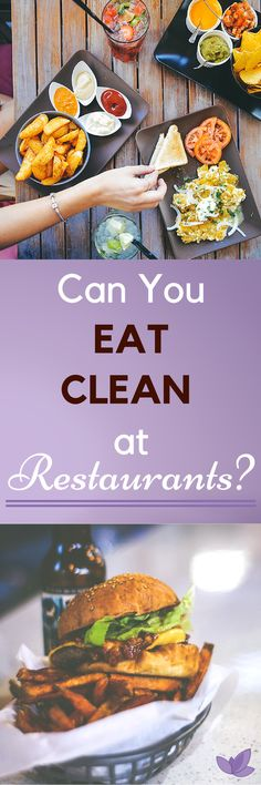Is Eating Out at Restaurants Healthy? The Truth | www.carobcherub.com | Can you…