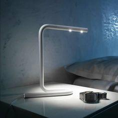 snake charming:) MY TUBE LED designer table lamp