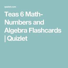 9 Best TEAS images in 2017   Nursing math, Math study guide