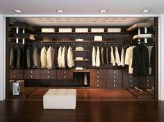 man-closet