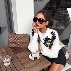 Coffee time ☕️ @absolutely4woman