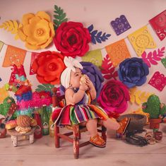 Meet your Posher, Melissa Mexican Birthday Parties, 1st Birthday Party For Girls, Baby Birthday, Birthday Ideas, Baby Girl Pictures, Baby Photos, Mexican Party Decorations, Mexican Babies, Fiesta Theme Party