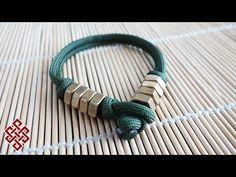 Paracord Begleri Bracelet Tutorial - YouTube