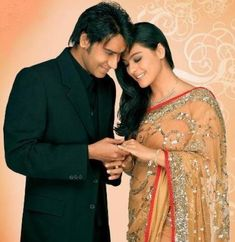 Kajol & Ajay Devgan