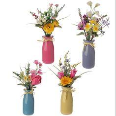 SINCERELY FOREVER: fresh spring floral table arrangements