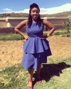 . . . . #seshoeshoe #seshweshwe #shweshwe #Shweshwedress #ankaradress #ankara #africanprintdresses #purpledress #sesotho #majoress African Print Dresses, African Print Fashion, Seshoeshoe Designs, Shweshwe Dresses, Ankara Dress, African Design, African Fabric, Contemporary Fashion, Traditional Dresses