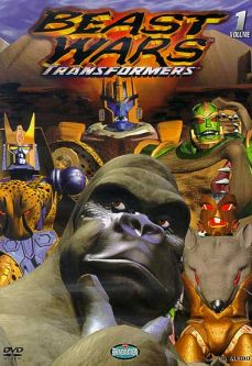 Destroy All Podcasts DX Episode 195 - Beast Wars Transformers: Beast Wars Parts 1 & 2 | CollectionDX