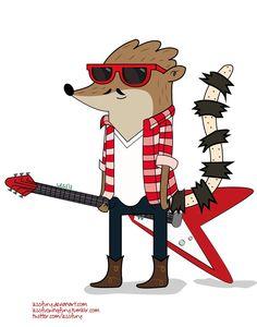 Rockin' Rigby - Regular Show