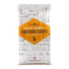 Wild Cherry Smoking Chips http://www.wildwoodgrilling.com/product/wild-cherry-smoking-chips/?utm_content=buffercf561&utm_medium=social&utm_source=pinterest.com&utm_campaign=buffer