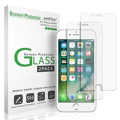 iPhone 7 6S 6 Screen Protector Glass, amFilm iPhone 7 Tempered Glass Screen Protector for Apple iPhone 7, iPhone 6S, iPhone 6 2016, 2015 (2-Pack) review - http://mobile-product-reviews.bestselleroutlet.net/iphone-7-6s-6-screen-protector-glass-amfilm-iphone-7-tempered-glass-screen-protector-for-apple-iphone-7-iphone-6s-iphone-6-2016-2015-2-pack-review