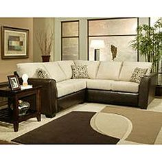 @Overstock - Make your living room more intimate by replacing your old couch and loveseat with this roomy two-piece sectional sofa. A sturdy hardwood frame and robust legs add stability, while the soft chenille and back pillows enhance the comfort of the seat.  http://www.overstock.com/Home-Garden/Graham-2-piece-Chenille-Sectional-Sofa/5329811/product.html?CID=214117 $1,241.09