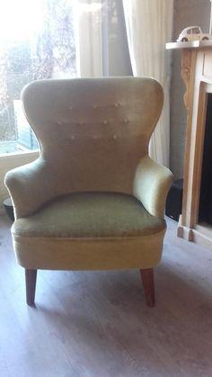 fauteuil van artifort, theo ruth jaren 50, retro, als nieuw!