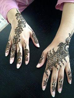 Unique And Beautiful Mehandi Designs