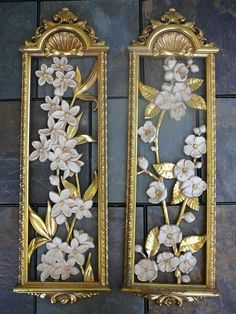 Syroco Vintage Wall Hanging Hollywood Glam by Happiness2DAY, $29.99