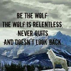 My spirit animal is the wolf! Great Quotes, Me Quotes, Motivational Quotes, Inspirational Quotes, Lone Wolf Quotes, Wolf Qoutes, Wolf Pack Quotes, Wolf Love, She Wolf