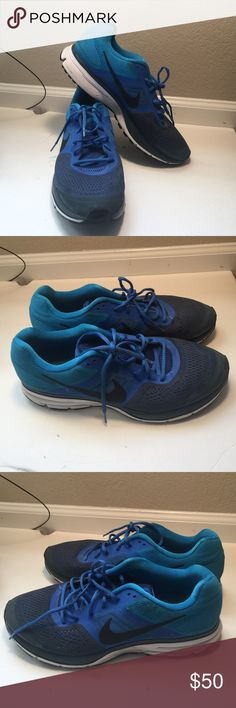 Nike Men's Sneaker Pegasus 30 Size 14 like new Blue Nike Pegasus 30 like new. Great for running and working out. Like walking on clouds. Outsoles show some wear. Nike Shoes Sneakers