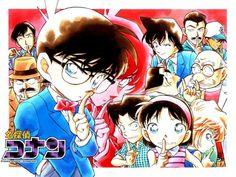 Detective Conan shhh ;)