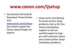 128 Best Canon com/ijsetup | Printer Setup | www canon com