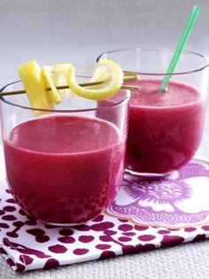 Diese Rote Bete-Smoothies mit Ananas müssen Sie probieren!