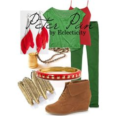 """""""Peter Pan"""" by whisperwings44 on Polyvore"""