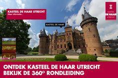 Kasteel de Haar Utrecht - Wereld van Weelde | Kasteel de Haar