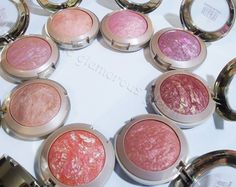 Milani Baked Blush is a close dupe of the MAC Mineralize Blush.