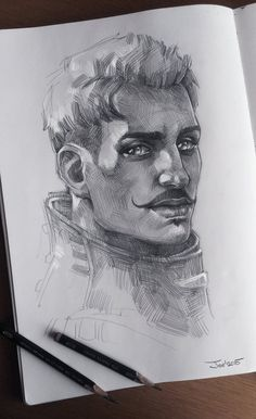 Dorian ver.2 by sashajoe on DeviantArt