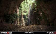 ArtStation - Uncharted 4: A Thiefs End - Cave, Jared Sobotta