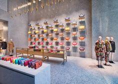 Green Pear Diaries: David Chipperfield diseña la nueva Flagship Store de Valentino en Nueva York