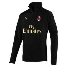 Pile da training AC Milan Ac Milan, Training, Athletic, Adidas, Zip, Sports, Jackets, Black, Products