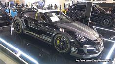 Porsche Techart GT street R