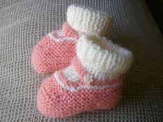 De labores - patucos 4. con calcetines