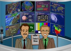 Weather World: Great site with lots of videos for kids