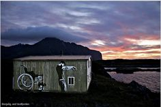 Dolk and Pøbel in rural Norway (gutted, have searched and searched for larger image, but no joy) LOVE THIS