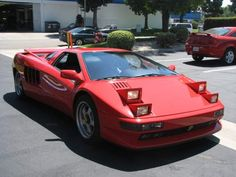 Cizeta-Moroder V16T - The Cizeta V16T, was an Italian car built from 1991 to 1995 and was designed by Marcello Gandini, who had previously designed the amazing Lamborghini Countach! The car was capable of achieving a top speed of  204mph and reached 62mph in just 4 seconds, while at the same time was equipped with many luxury features. In 1991 it had a price of $200,000 and it can still be ordered today via special request at a price of $649,000!!