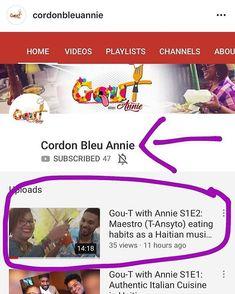 274f170a8 Check out  cordonbleuannie new Video  bonmanje  chefannie  ouabonpaw Annie