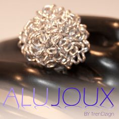 frizzle ring from my alujoux collection