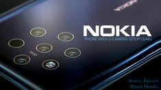 Nokia 9 Concept Image Shows Glass Back Panel,Penta-Lens Setup Seo Packages, Local Seo Services, Mobile Price, Buy Mobile, Zeiss, Digital Marketing Strategy, Image Shows, Web Design, Concept